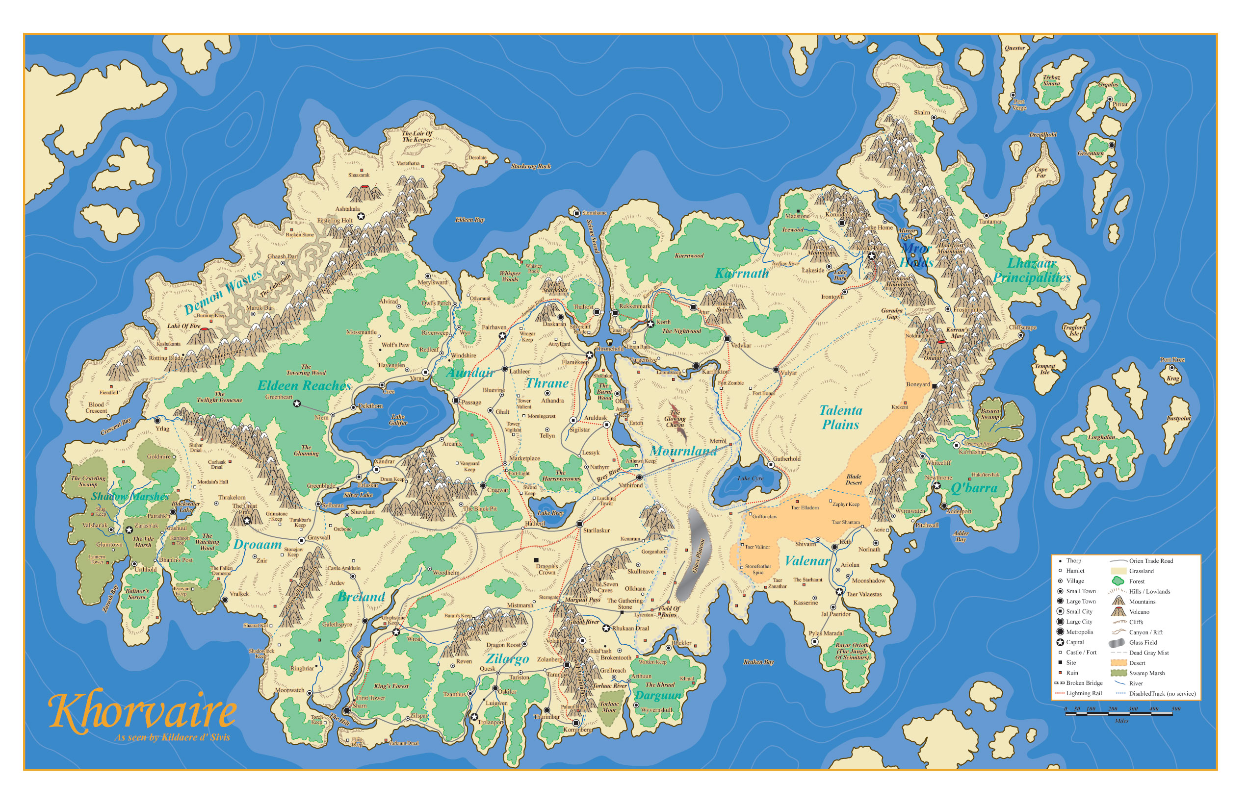 Map Making World Builder Blog