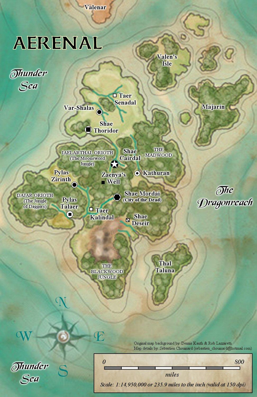 Aerenal (Elf Nation)